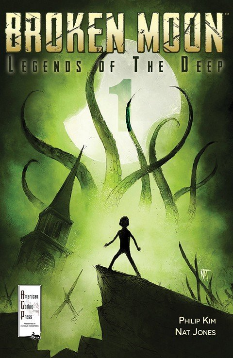 Broken Moon – Legends of the Deep #1 (2016)