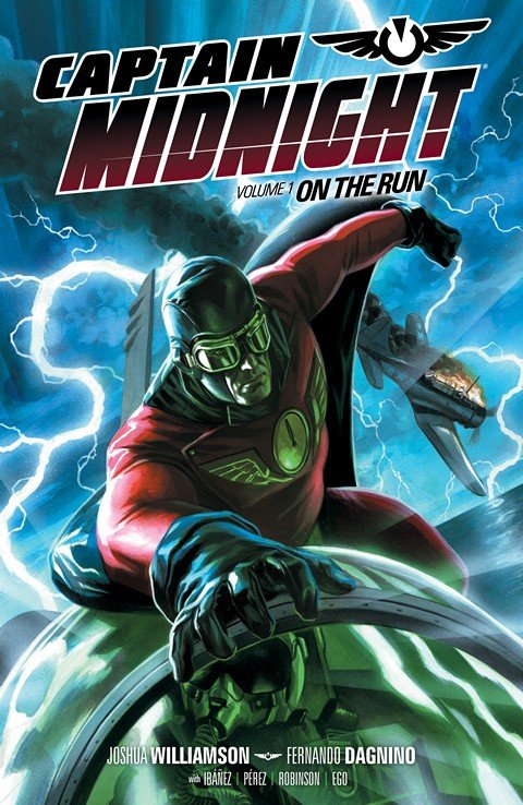Captain Midnight Vol. 1 – On the Run