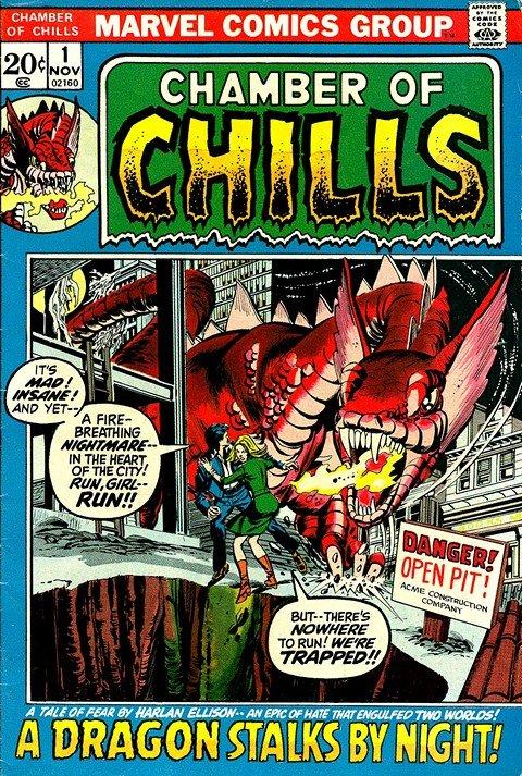 Chamber of Chills (1951-1976)