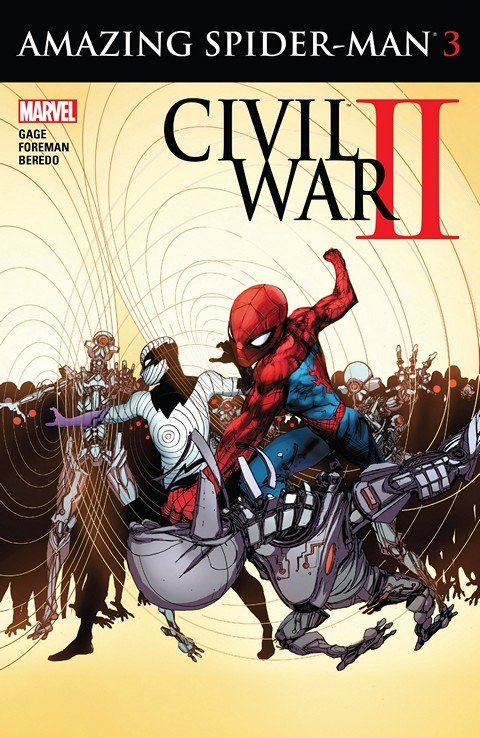 Civil War II – Amazing Spider-Man #3 (2016)