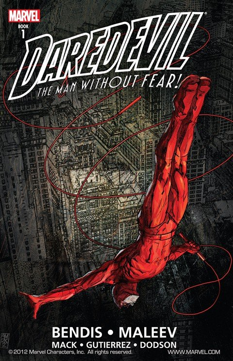 Daredevil by Brian Michael Bendis & Alex Maleev Ultimate Collection – Book 1 – 3 (2010)