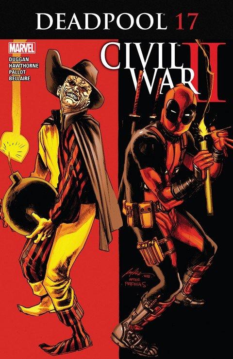 Deadpool #17 (2016)