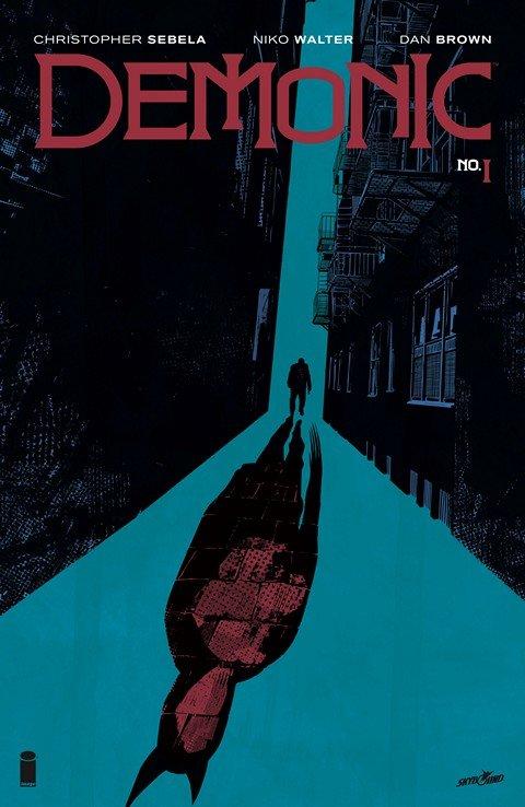 Demonic #1 (2016)