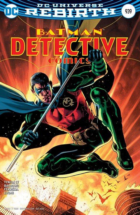 Detective Comics #939 (2016)
