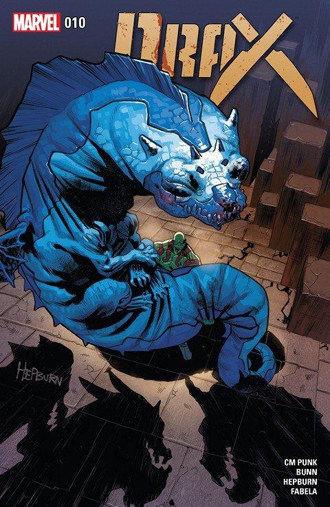 Drax #10 (2016)