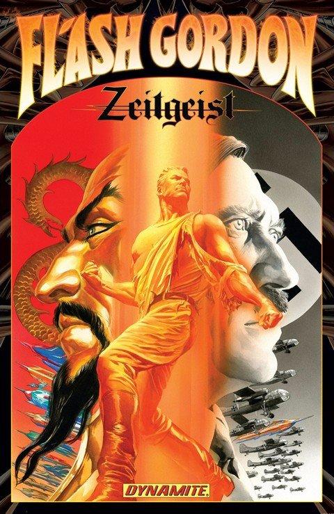 Flash Gordon – Zeitgeist (2013)