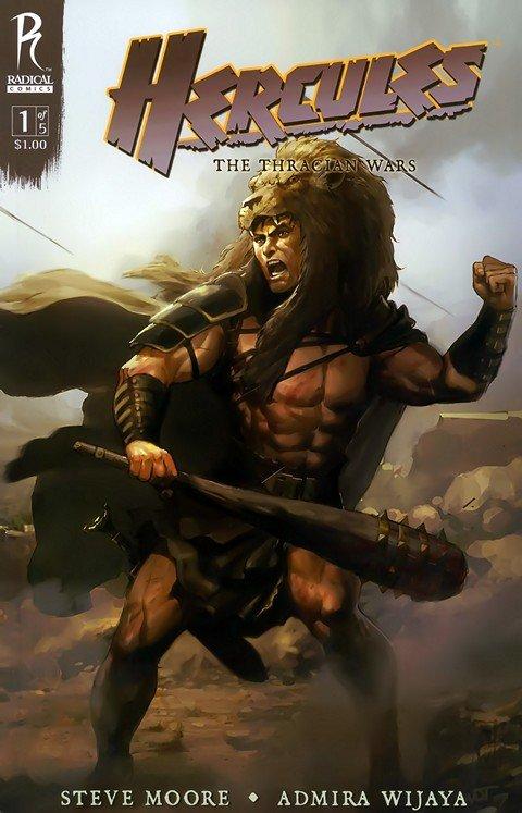 Hercules – Thracian Wars #1 – 5