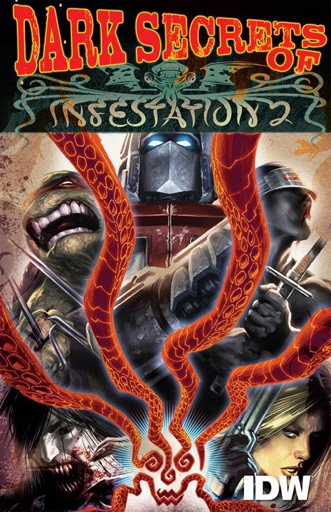 Infestation 2 (Crossover) (2012)
