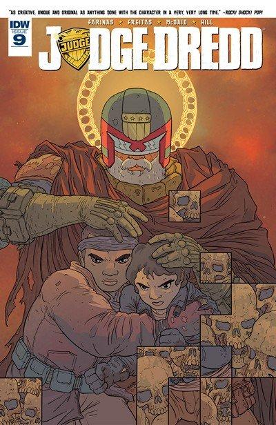 Judge Dredd #9 (2016)