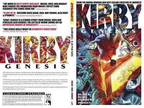 Kirby – Genesis Vol. 1 (2012)