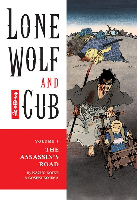 Lone Wolf and Cub Vol. 1 – 28 (2000-2002)