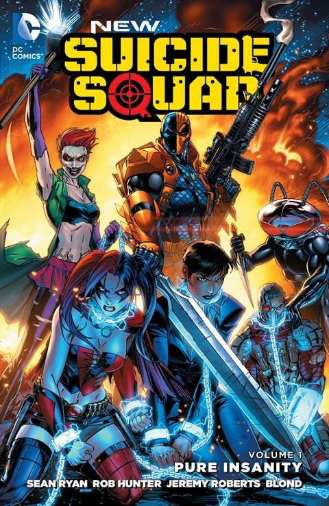 New Suicide Squad Vol. 1 – Pure Insanity