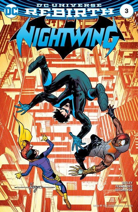 Nightwing #3 (2016)