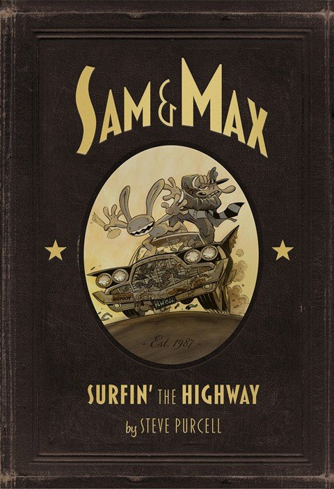 Sam & Max – Surfin' The Highway (2012)