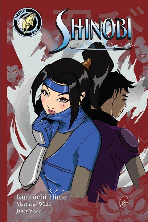 Shinobi – Ninja Princess