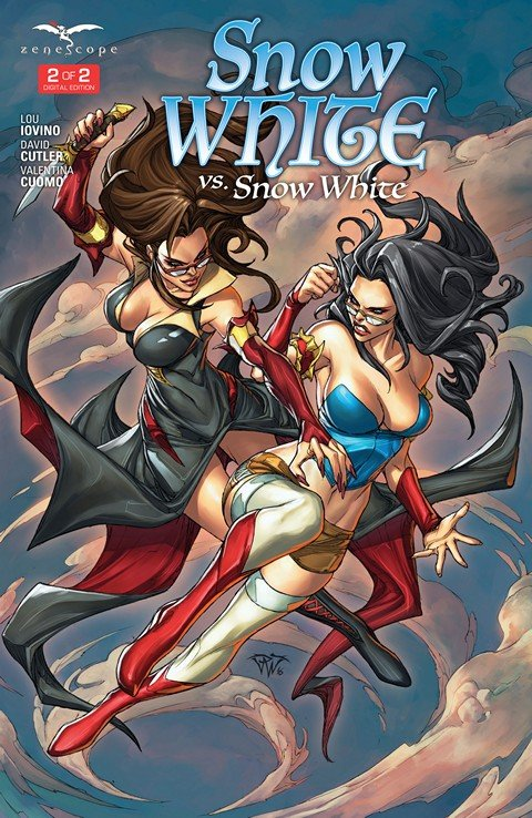 Snow White Vs. Snow White #1 (2016)