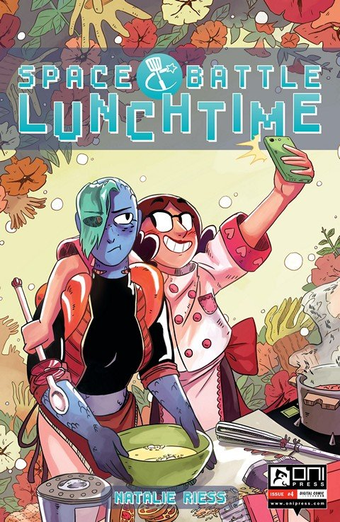Space Battle Lunchtime #4 (2016)