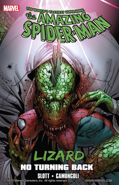 Spider-Man – Lizard – No Turning Back (2012)