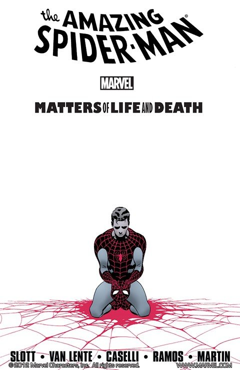 Spider-Man – Matters of Life and Death (TPB) (2011)