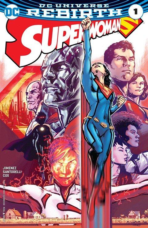 Superwoman #1 (2016)