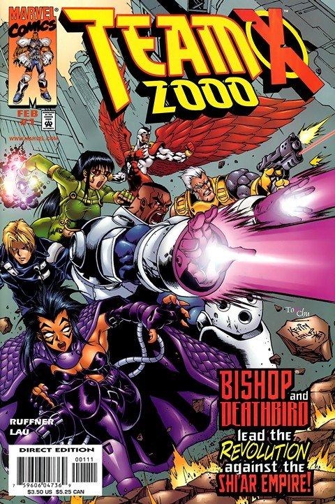 Team X 2000