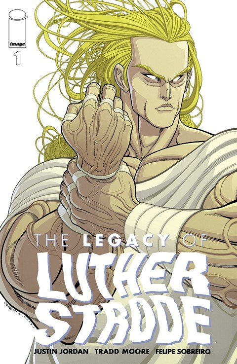 The Legacy of Luther Strode #1 – 6