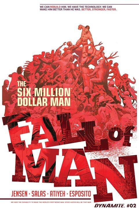 The Six Million Dollar Man – Fall of Man #2