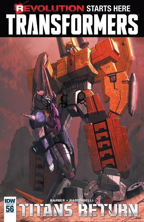 Transformers #56 (2016)