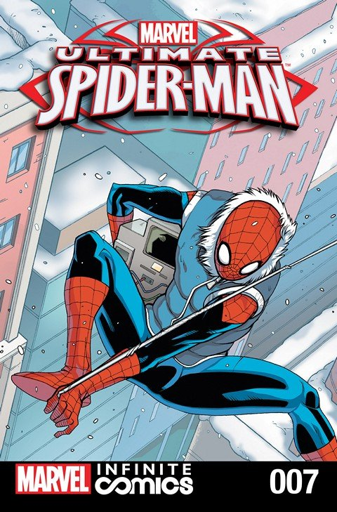 Ultimate Spider-Man Infinite Comic #7 (2016)