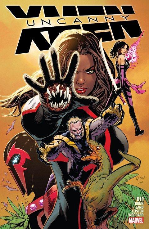 Uncanny X-Men #11 (2016)