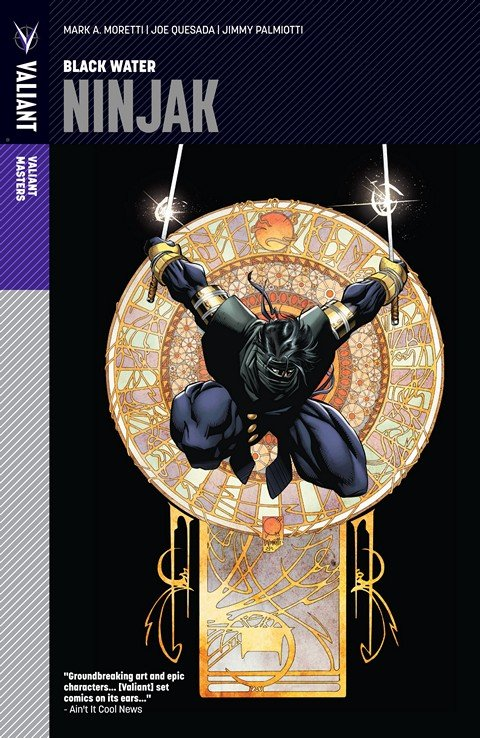 Valiant Masters – Ninjak Vol. 1 – Black Water (2013)