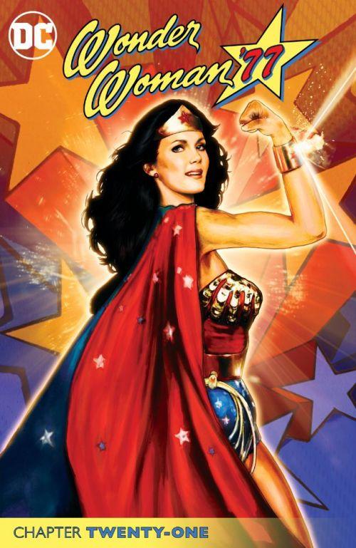 Wonder Woman '77 #21 (2016)