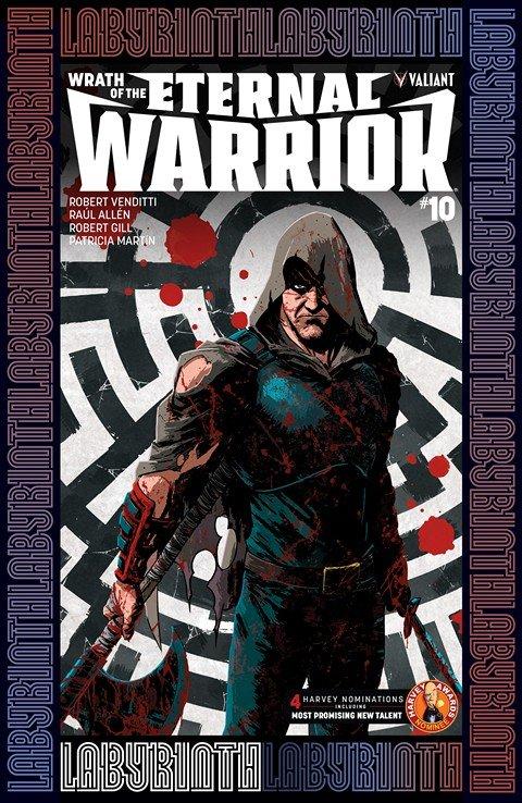 Wrath of the Eternal Warrior #10 (2016)
