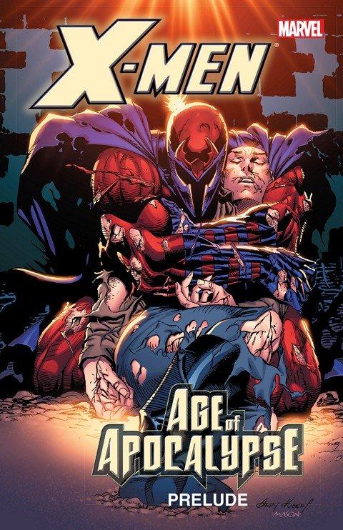 X-Men – Prelude to Age of Apocalypse (TPB) (2014)