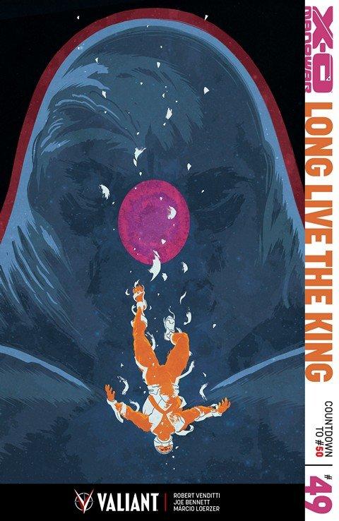 X-O Manowar #49 (2016)