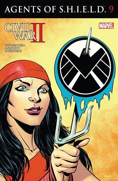 Agents of S.H.I.E.L.D. #9 (2016)
