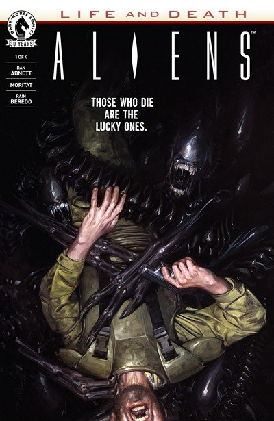 Aliens – Life and Death #1 (2016)