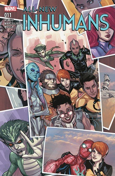 All-New Inhumans #11 (2016)