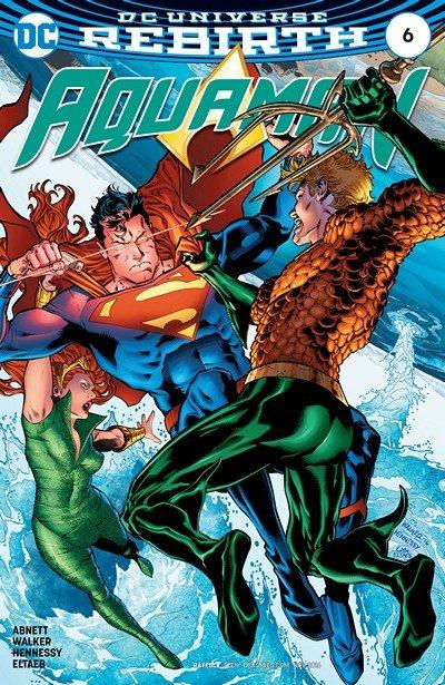 Aquaman #6 (2016)