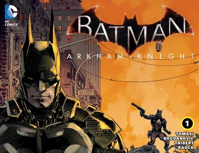Batman – Arkham Knight #0 – 39 + Print Version #1 – 12 + Annual + TPB