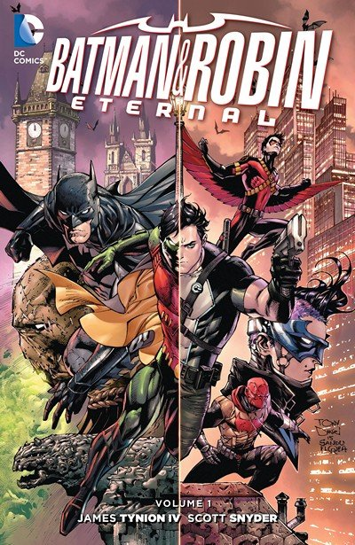 Batman and Robin Eternal Vol. 1 (2016)