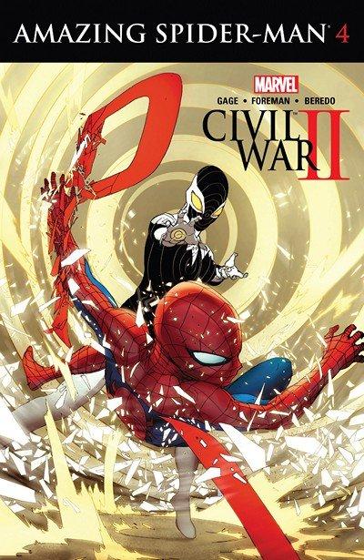 Civil War II – Amazing Spider-Man #4 (2016)