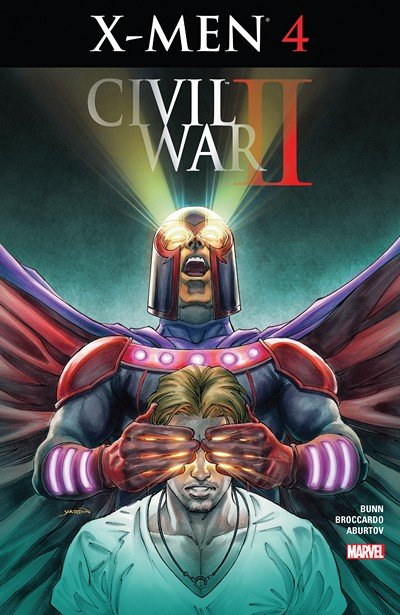 Civil War II – X-Men #4 (2016)