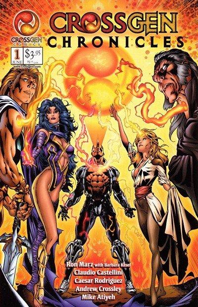 Crossgen Comics Collection (2000-2011)