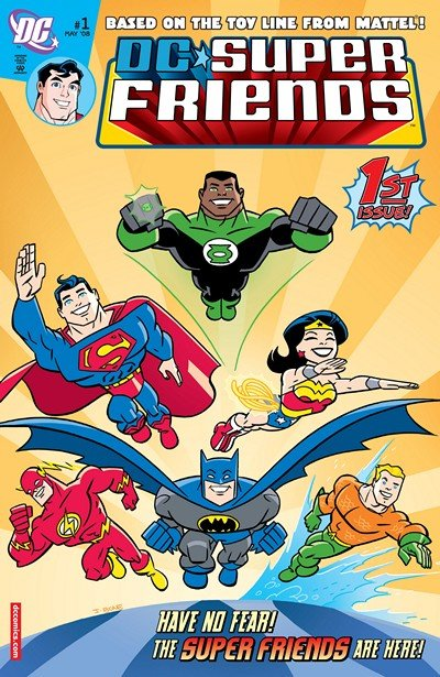 DC Superfriends #1 – 29 + Extras (2008-2010)