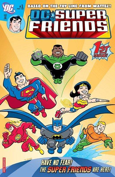DC Superfriends #1 – 29 + Extras (2008-2010)