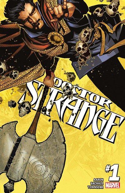 Doctor Strange #1 – 11 + TPB Vol. 1 (2015-2016)