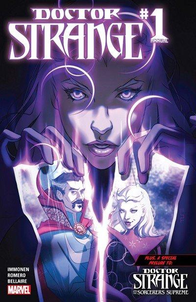 Doctor Strange Annual #1 (2016)