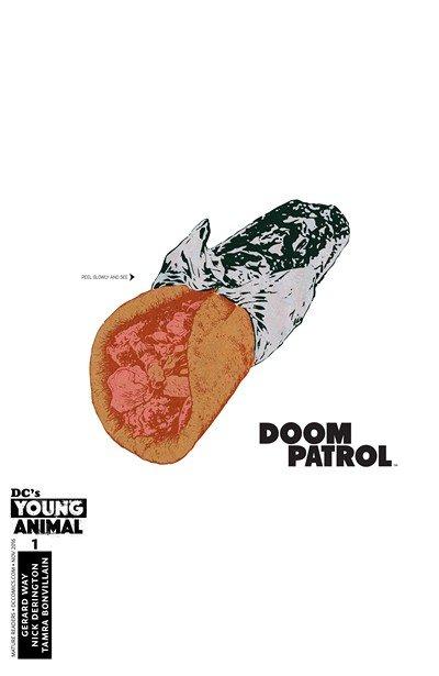 Doom Patrol #1 – 12 (2016-2018)