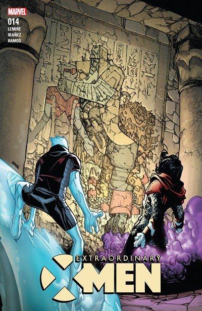 Extraordinary X-Men #14 (2016)
